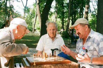 Bladder Problems in Older Men